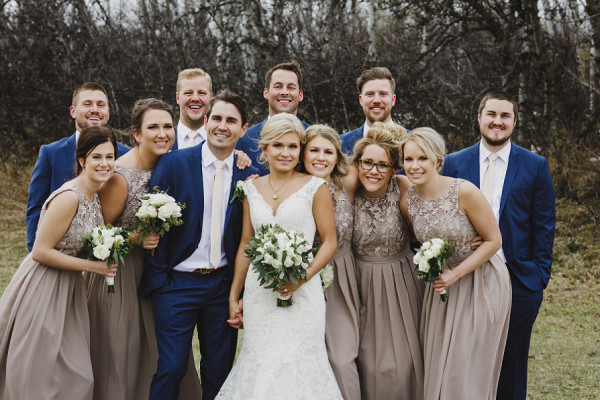 Real weddings kayla bryces wedding junglespirit Image collections